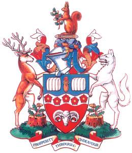 Rossendaler Wappen