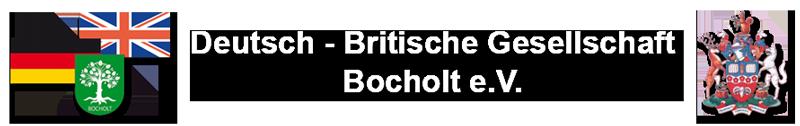 Deutsch - Britische Gesellschaft Bocholt e.V.